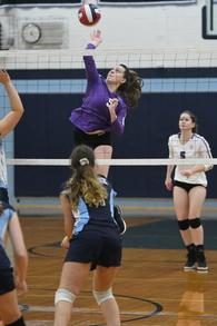 Caitlin O'Connor's Women's Volleyball Recruiting Profile