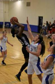 Victoria Perry's Women's Basketball Recruiting Profile