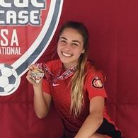 Ivana Gottwald's Women's Soccer Recruiting Profile