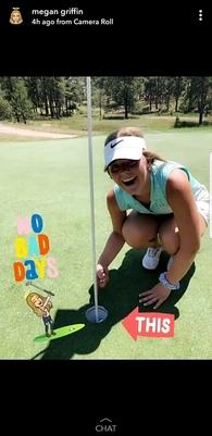 Megan Griffin's Women's Golf Recruiting Profile