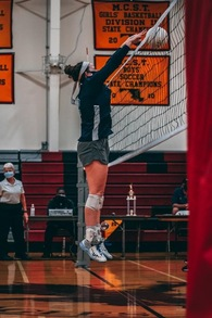 Kylie Deslauriers's Women's Volleyball Recruiting Profile