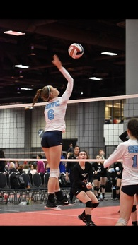 Magdalene Sale's Women's Volleyball Recruiting Profile