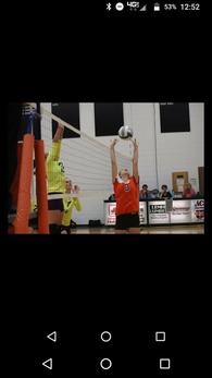 Cody Dickens's Women's Volleyball Recruiting Profile