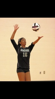 """Mary-Frances """"Mackenzie"""" Ward's Women's Volleyball Recruiting Profile"""