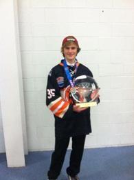 Connor Clarke's Men's Ice Hockey Recruiting Profile