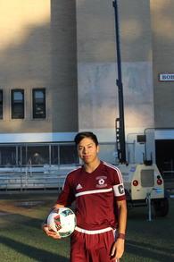 Daniel Angulo's Men's Soccer Recruiting Profile