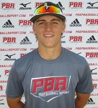 Trey DeGarmo's Baseball Recruiting Profile