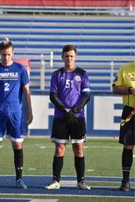 Carson Tyler's Men's Soccer Recruiting Profile