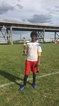 Mohamed Abdikadir's Men's Soccer Recruiting Profile