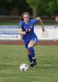 Olivia Durbin's Women's Soccer Recruiting Profile