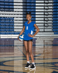 Nyomi Douglas's Women's Volleyball Recruiting Profile