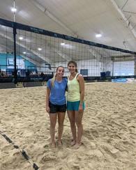 Hailey Benesz's Women's Beach Volleyball Recruiting Profile