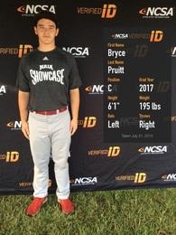 Bryce Pruitt's Baseball Recruiting Profile
