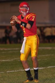 Ty Currie's Football Recruiting Profile
