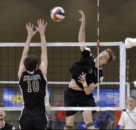 Jake Baker's Men's Volleyball Recruiting Profile