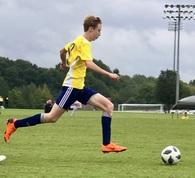 Lucas Tyson's Men's Soccer Recruiting Profile