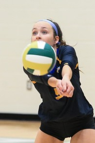 Catherine Logan Yarbrough's Women's Volleyball Recruiting Profile