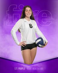 "Reagan ""Courtney"" Hanson's Women's Volleyball Recruiting Profile"