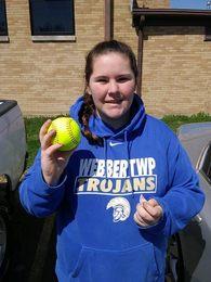 Mia Simmons's Softball Recruiting Profile