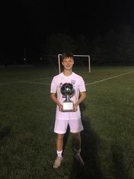 Gabe Baker's Men's Soccer Recruiting Profile