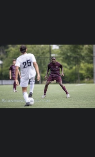 Jamar Ricketts's Men's Soccer Recruiting Profile