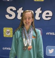 Lily Bradford's Women's Swimming Recruiting Profile