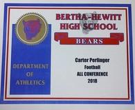 Carter Perlinger's Football Recruiting Profile