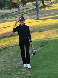 Cathy Tong's Women's Golf Recruiting Profile