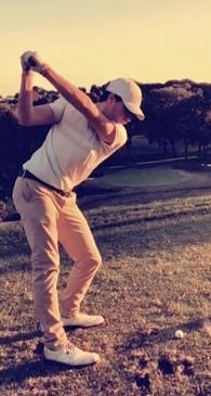 Parker Rose's Men's Golf Recruiting Profile
