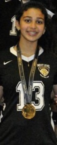 Paula Mongil's Women's Volleyball Recruiting Profile