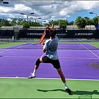 Christian Binger's Men's Tennis Recruiting Profile