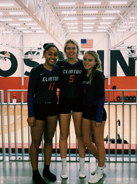 Mercedez Brown's Women's Volleyball Recruiting Profile