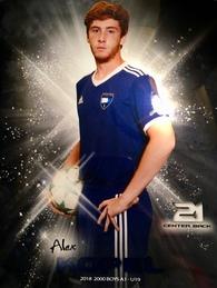 Alex Kopel's Men's Soccer Recruiting Profile