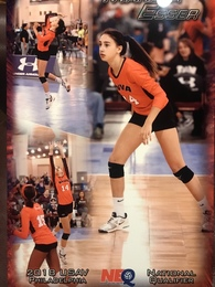 Mahala Esser's Women's Beach Volleyball Recruiting Profile