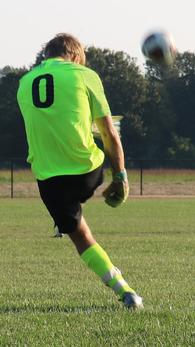 Branden Langley's Men's Soccer Recruiting Profile