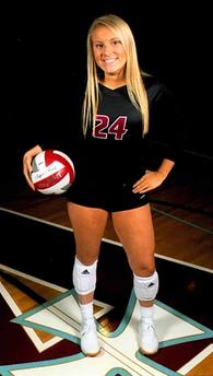 Alyssa Eaton's Women's Volleyball Recruiting Profile