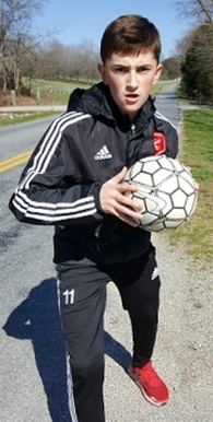 Lucas McCarthy's Men's Soccer Recruiting Profile