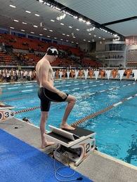 Alex Lynch's Men's Swimming Recruiting Profile