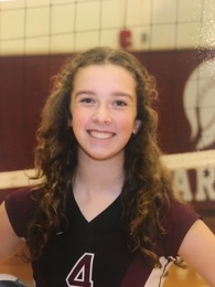 Claire Isaksen's Women's Volleyball Recruiting Profile
