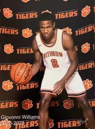 Giovonni Williams's Men's Basketball Recruiting Profile