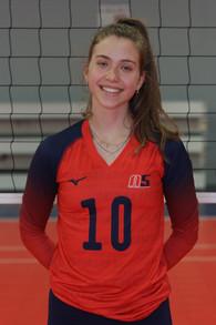 Anastasiya Peravalava's Women's Volleyball Recruiting Profile
