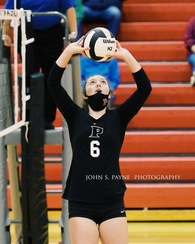 Izora Gragg's Women's Volleyball Recruiting Profile