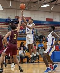 Shemar Johnson's Men's Basketball Recruiting Profile