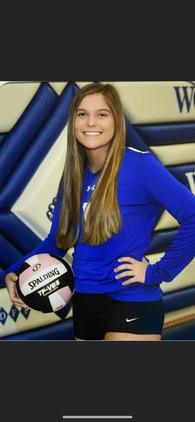 Samantha Bates's Women's Volleyball Recruiting Profile