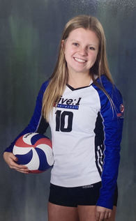 Alexis  (Ally) Lasley's Women's Volleyball Recruiting Profile