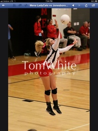 Brooke Hines's Women's Volleyball Recruiting Profile