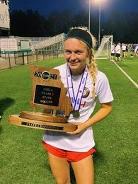 Brooke Cattoor's Women's Soccer Recruiting Profile