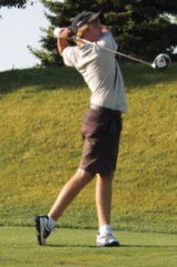Jackson Wetherbee's Men's Golf Recruiting Profile
