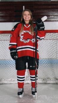 Elle Black's Women's Ice Hockey Recruiting Profile