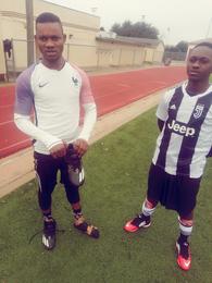 Olajire Abiodun Akinola Harguero's Football Recruiting Profile
